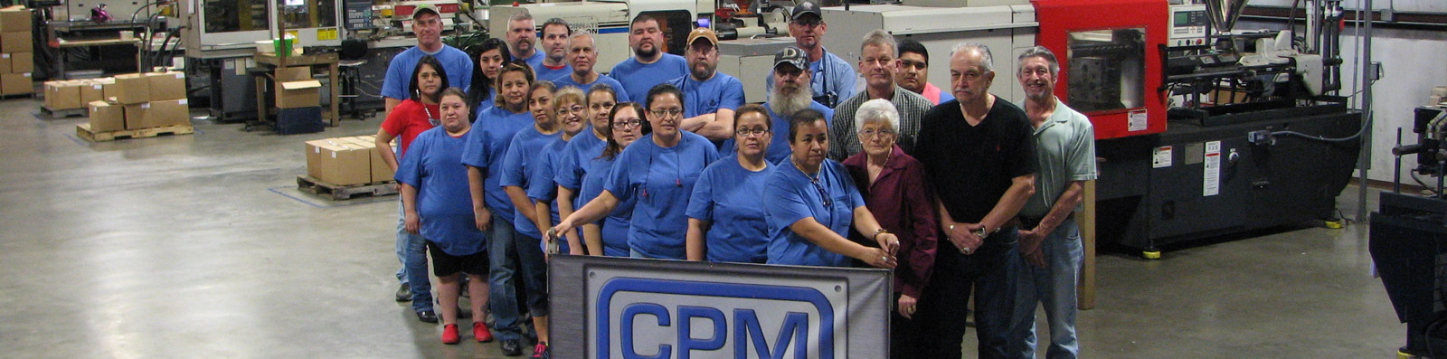 Our Team | Coastal Plastic Molding